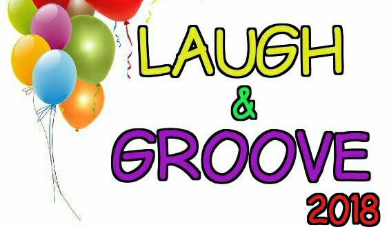 LAUGH & GROOVE 2018 Event